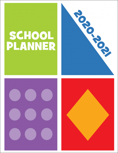 Primary Planner 2020-21