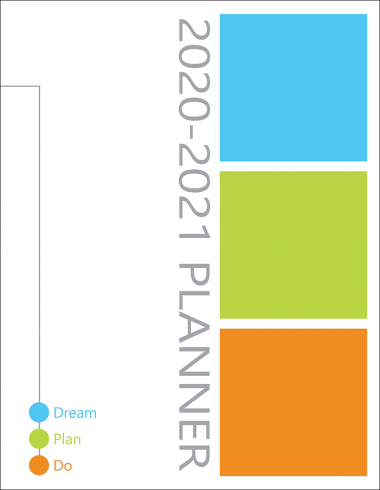 Student Planner Large 2020-21