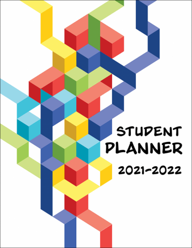 Middle School Student Planner 2021-2022