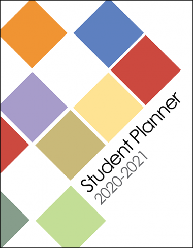 Student Planner 2020-21