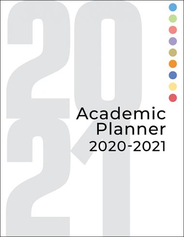 Academic Planner 2020-21