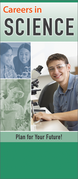Careers in Science Pamphlet Handout