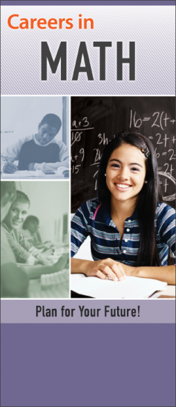 Careers in Math InfoGuide Handout