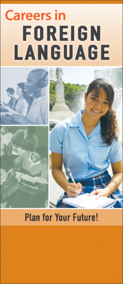 Careers in Foreign Language InfoGuide Handout