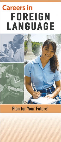 Careers in Foreign Language Pamphlet Handout