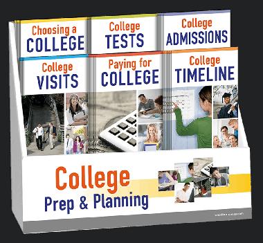 College Pamphlet Display Package