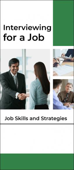 Interviewing for a Job InfoGuide Handout