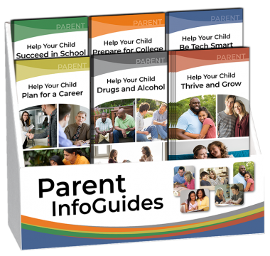 Parent Pamphlet Display Package