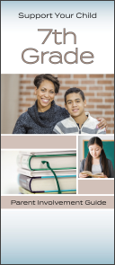 Support Your Child – 7th Grade