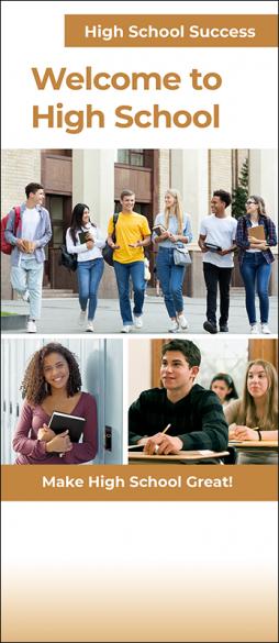 High School Success Welcome to High School InfoGuide Handout