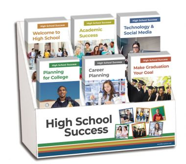 High School Success InfoGuide Display Package