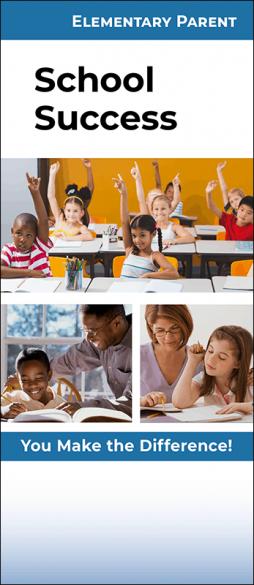 School Success Elementary Parent Pamphlet Handout