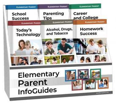 Elementary Parent InfoGuide Display Package