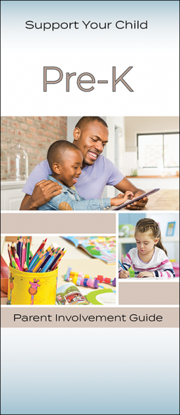 Support Your Child InfoGuide – Pre-K Parent InfoGuide Handout