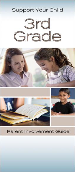Support Your Child – 3rd Grade Parent InfoGuide Handout
