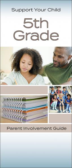 Support Your Child – 5th Grade Parent Pamphlet Handout