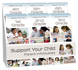 Support Your Child InfoGuide Display Package – Grades 1-6