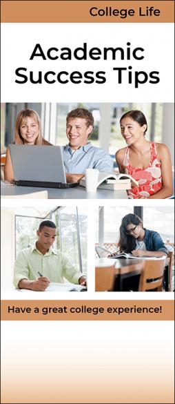 Academic Success Tips Pamphlet Handout