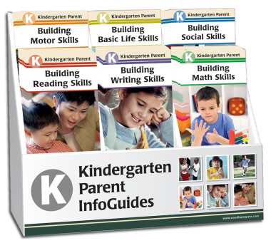 Kindergarten Parent InfoGuides Display Package