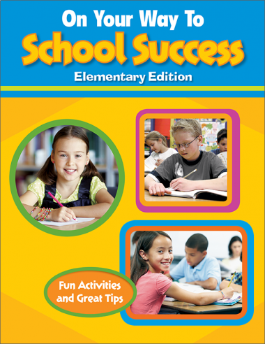 On Your Way to Elementary School Success Activity Workbook