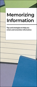 Memorizing Information