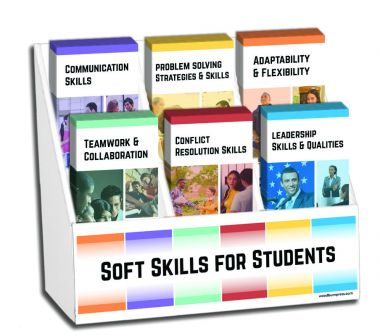 Soft Skills for Students Pamphlet Display Package
