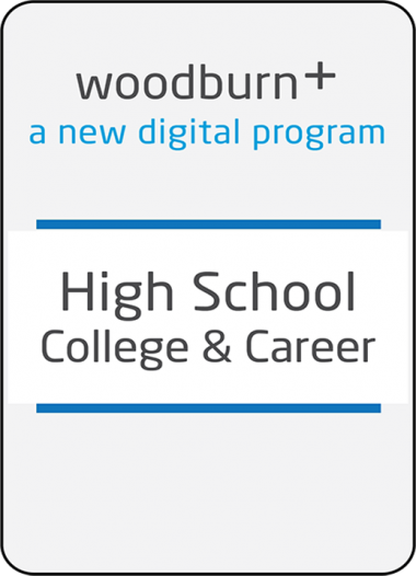 Woodburn Plus High School College and Career Digital Resources Package