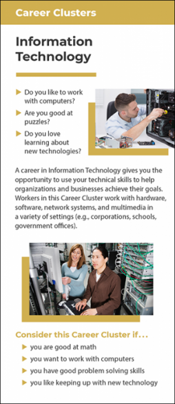 Career Clusters – Information Technology