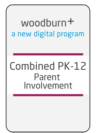 Woodburn Plus Combined PK-12 Parent Involvement Digital Resources Package
