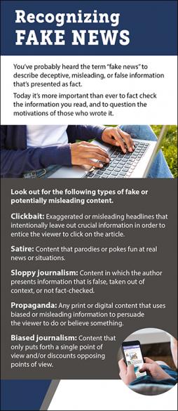 Recognizing Fake News