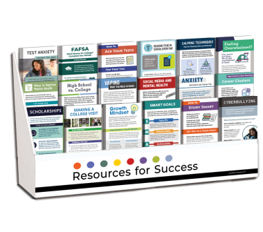 Build Your Own Rack Card Display Package 18 Pocket