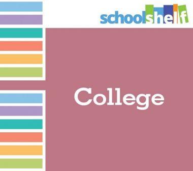 SchoolShelf 2.0 Annual Subscription - College