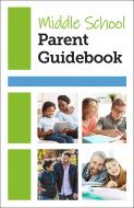 Middle School Parent Guidebook Booklet Handout