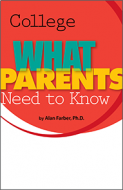 College - What Parents Need to Know