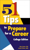 51 Tips to Prepare for a Career Book Handout