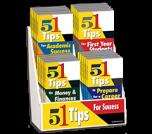 51 Tips Book Display Package