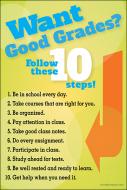 Want Good Grades Poster