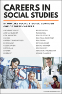 Careers in Social Studies