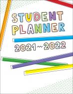 Elementary Student Planner 2021-2022
