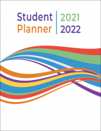High School Student Planner 2021-2022