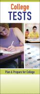 College Tests Pamphlet Handout
