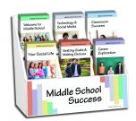 Middle School Success Pamphlet Display Package