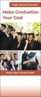 High School Success Make Graduation Your Goal Pamphlet Handout