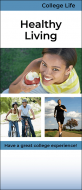 Healthy Living Pamphlet Handout