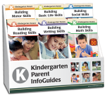 Kindergarten Parent Pamphlet Display Package
