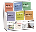 Academic Skills Pamphlet Display Package