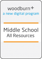 Woodburn Plus Middle School All Digital Resources Package