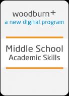 Woodburn Plus Middle School Academic Skills Digital Resources Package