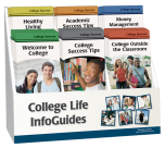 College Life InfoGuide Display Package
